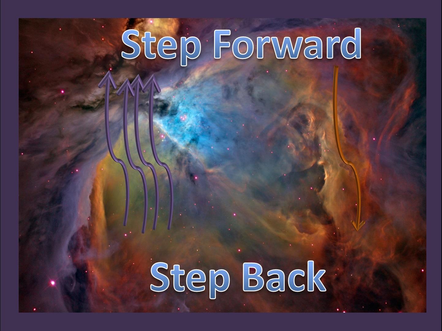 StepForwardStepBack