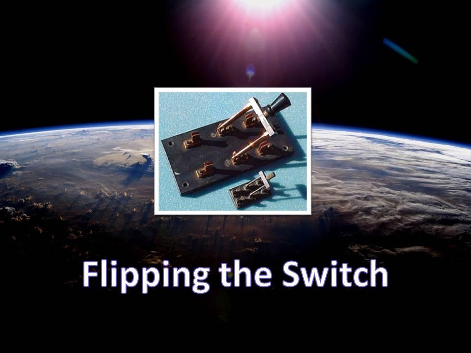 FlippingtheSwitch
