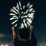 Magic Fireworks 2
